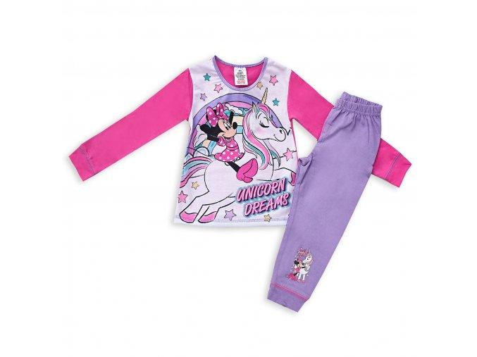 Dětské pyžamo Minie Mouse Jednorožec 1-5 let