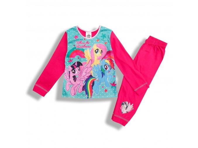 Dětské dívčí pyžamo My Little Pony 1-5 let