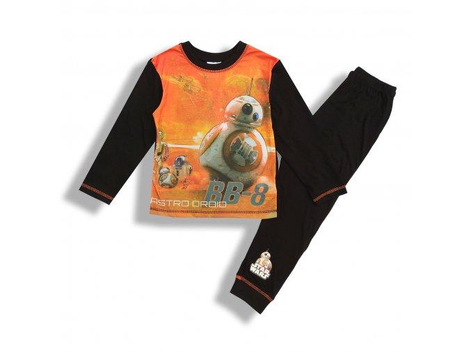 Dětské chlapecké pyžamo Star Wars 4-10 let
