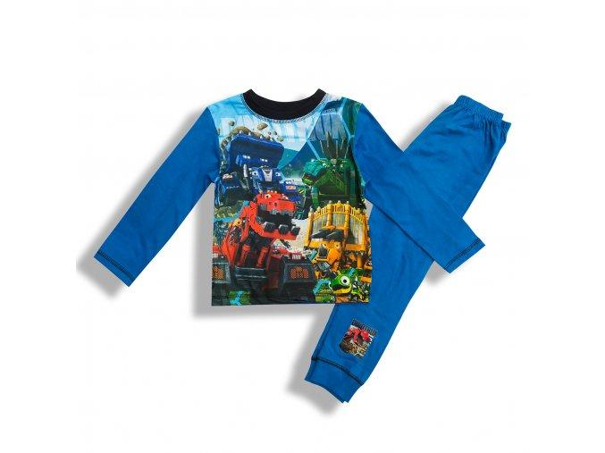 Dětské chlapecké pyžamo Dinotrux 4-10 let