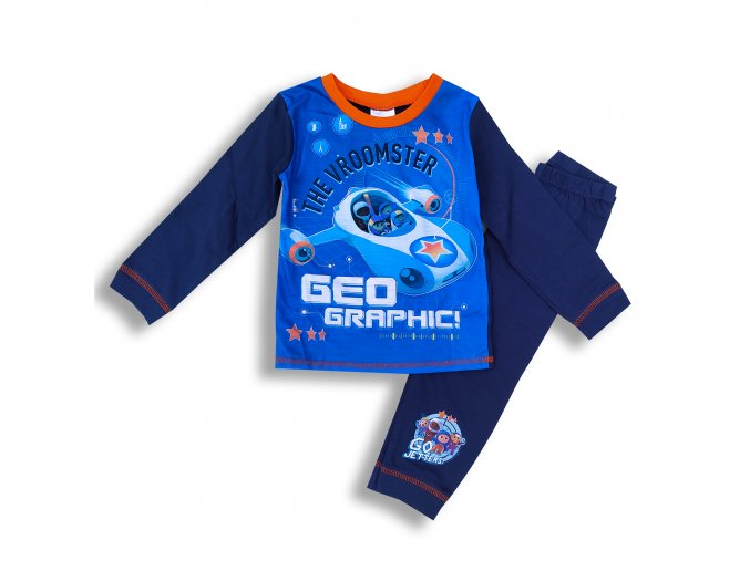 Dětské dívčí pyžamo GO JETTERS 1-5 let