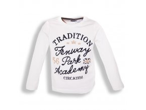 Tričko Fenway bílé 1-4 roky