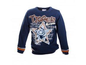 Chlapecký dětský svetr s tygrem Pú 1-6 let