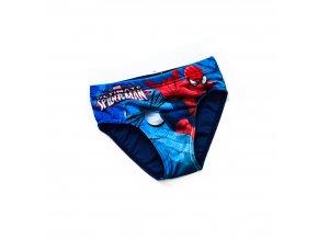 Plavky Spiderman tmavě modré 2-8 let