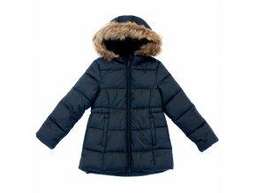 Dětská zimní bunda černá