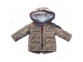 Kojenecká zimní bunda, parka