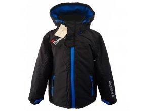 Outdorová chlapecká zimní funkční bunda s 3M Thinsulation