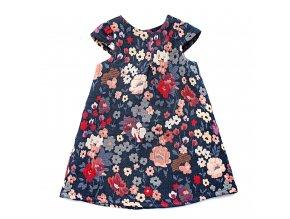 Luxusní dětské kojenecké dívčí šaty s květy 0-4 roky