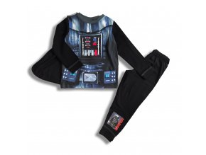 Dětské chlapecké pyžamo Star Wars Darth Wader 2-8 let