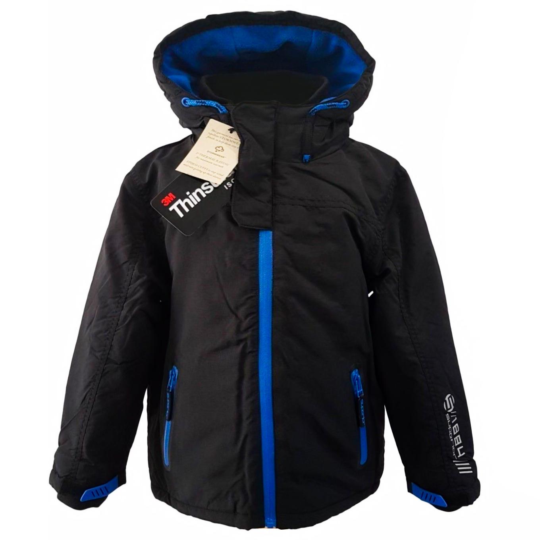 Marks & Spencer Outdorová chlapecká zimní funkční bunda s 3M Thinsulation Velikost: 116
