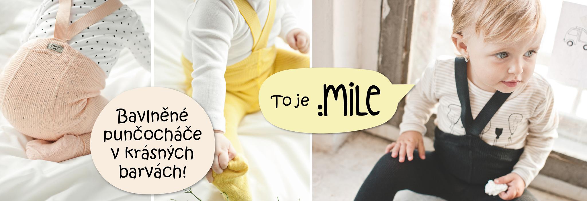 Punčošky Mile