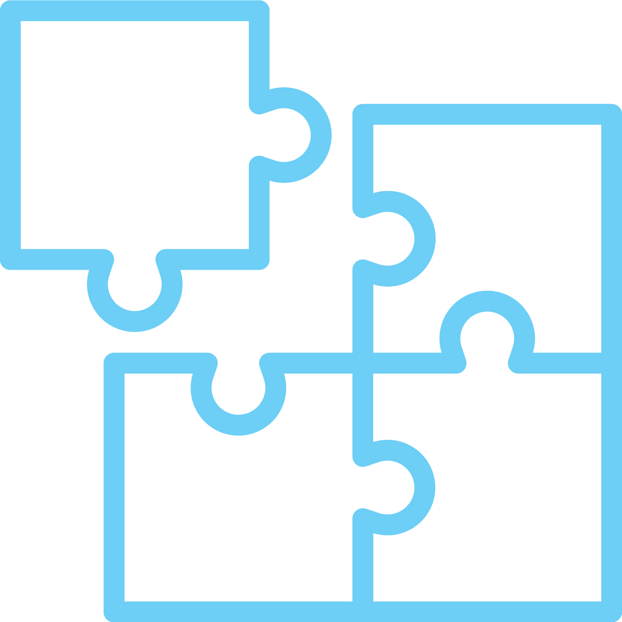 Pěnové puzzle