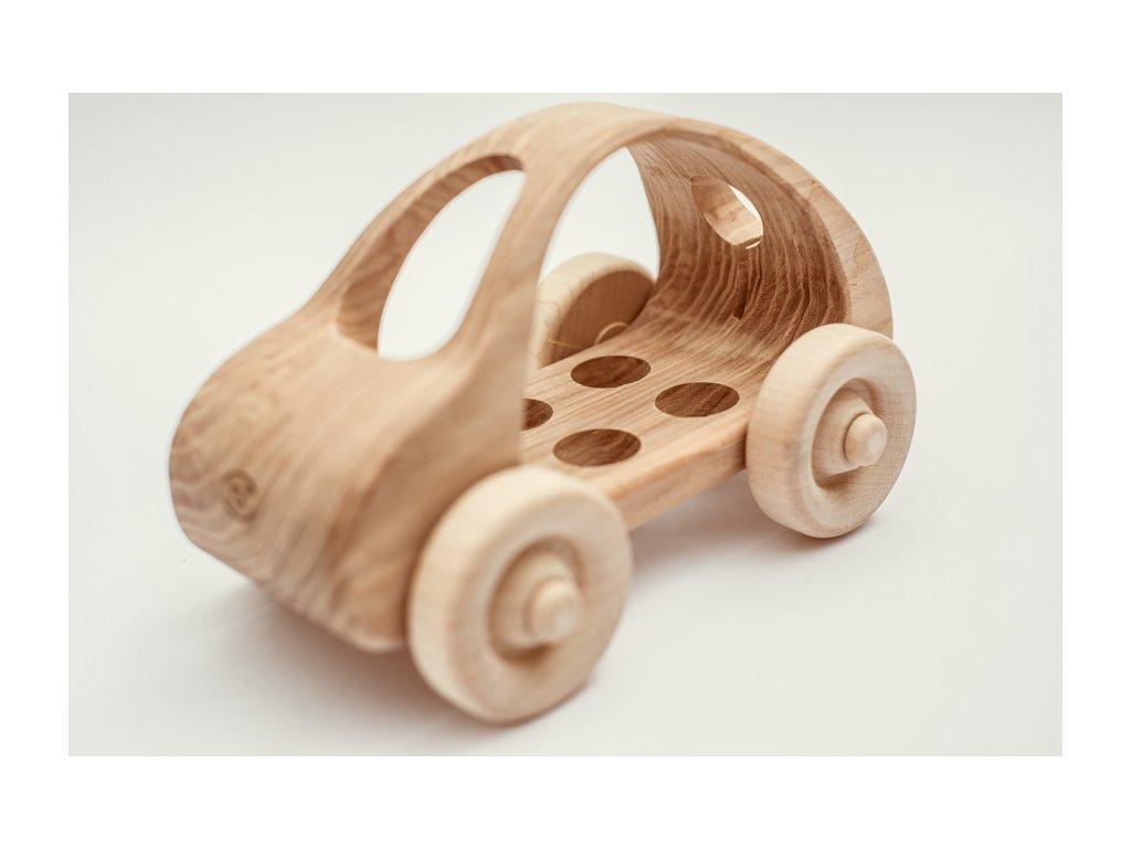 Pišlické auto čtyřmístné
