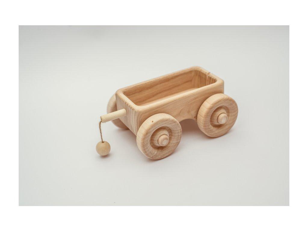 Pišlický přípojový vozík