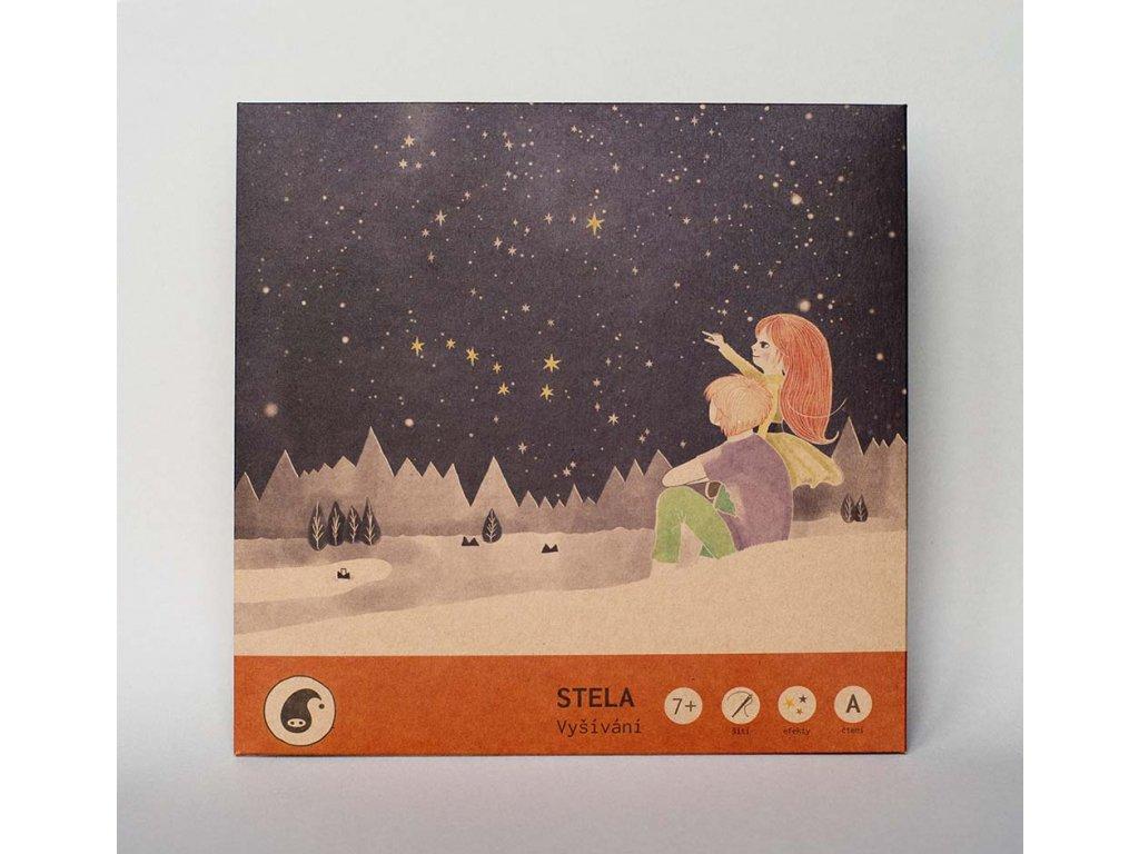 Stela - nauč se poznávat souhvězdí