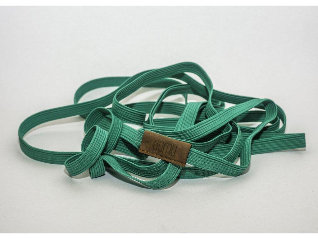 Skákací guma GREEN klasik