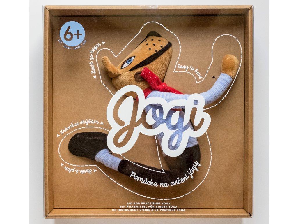 JOGI - pomůcka na cvičení jógy