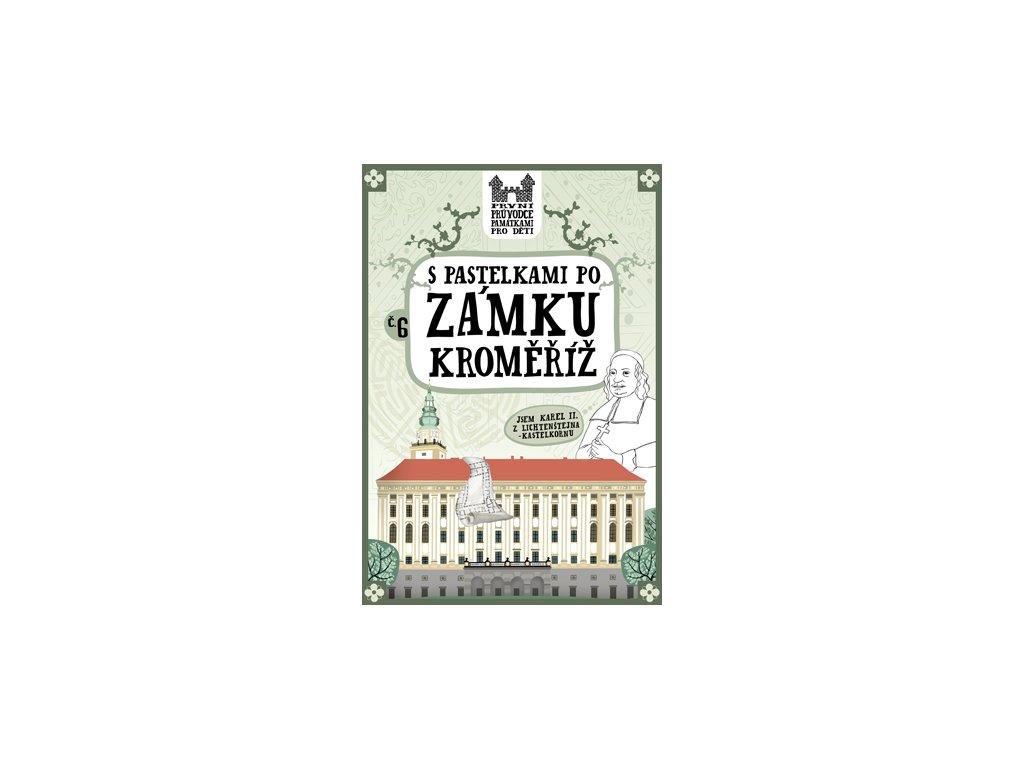 S pastelkami po zámku Kroměříž