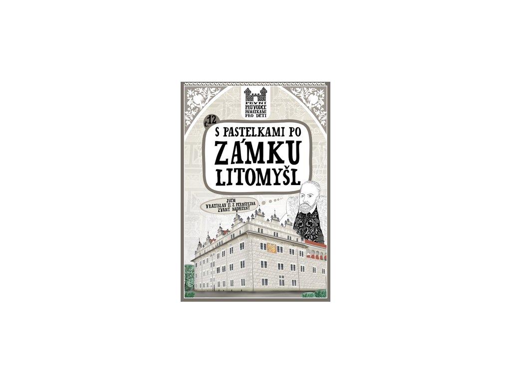 S pastelkami po zámku Litomyšl