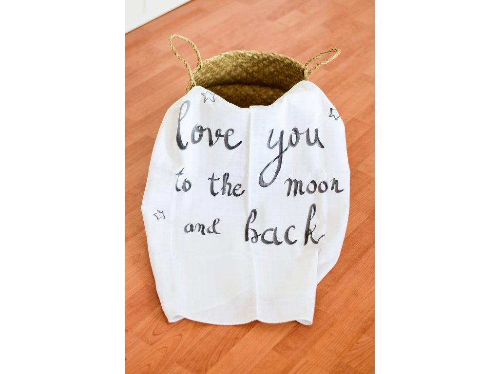 Plenka Love you to the moon