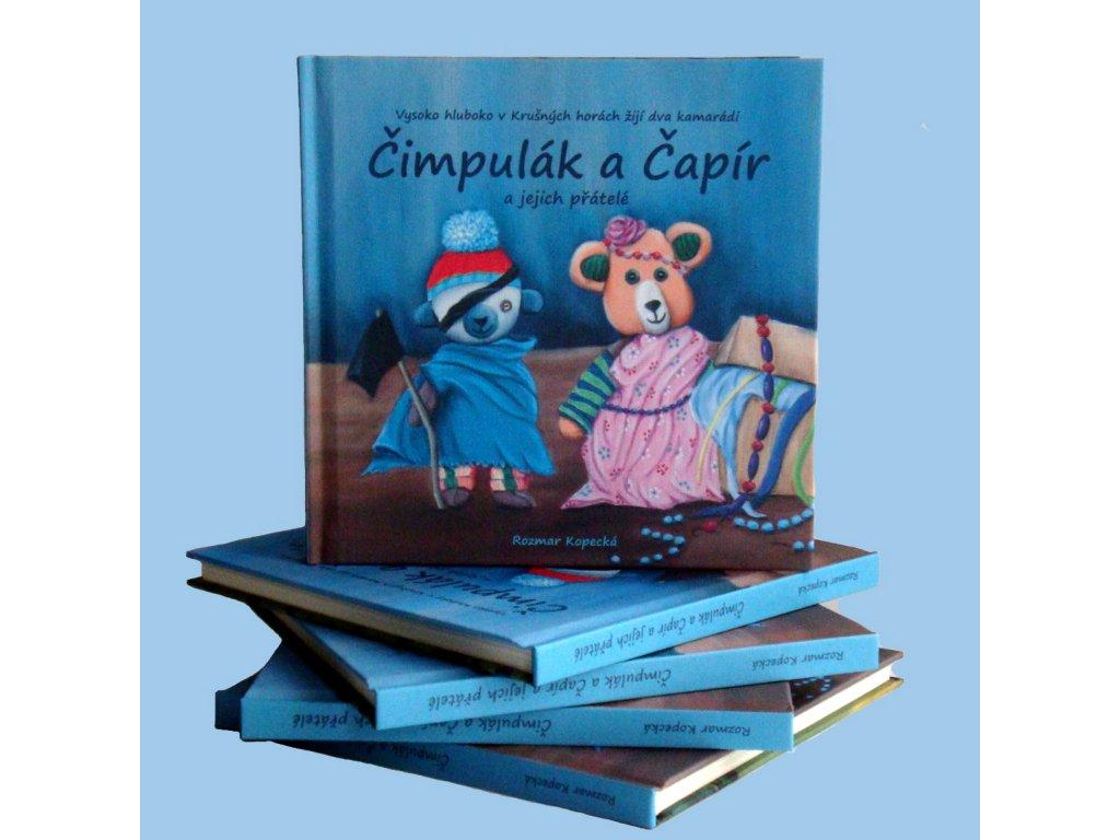 Čimpulák a Čapír a jejich přátelé