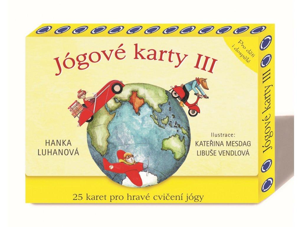 Jógové karty III.