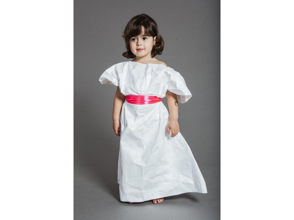 Little Paper Dress pro malé princezny