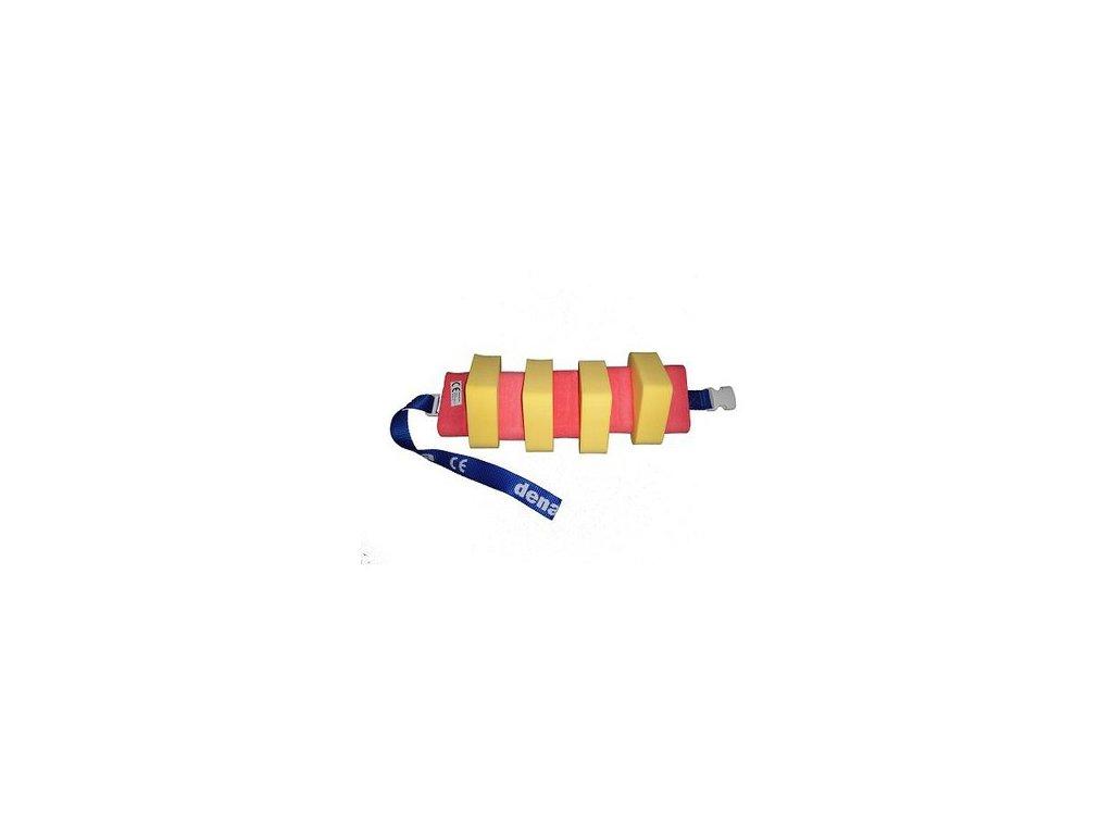 Plavecký pás žluto-červený MIMINKO