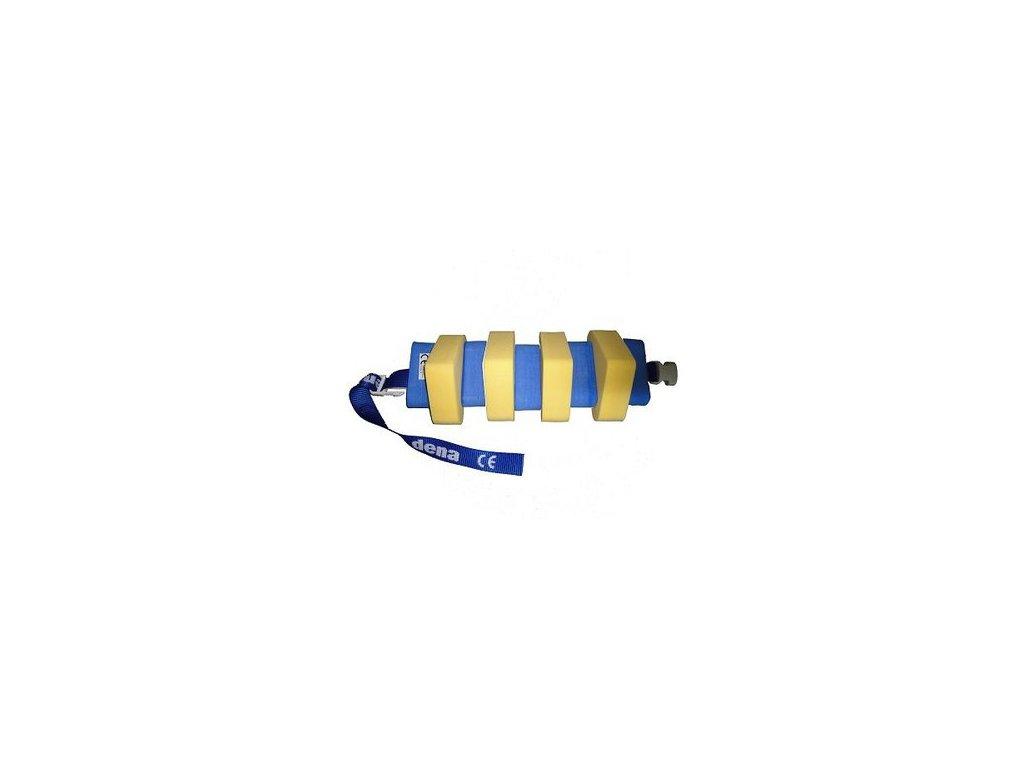 Plavecký pás žluto-modrý MIMINKO