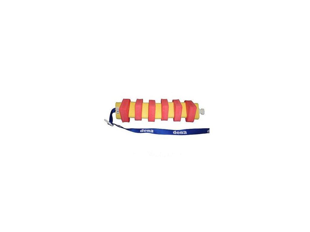 Plavecký pás červeno-žlutý ŠKOLÁK