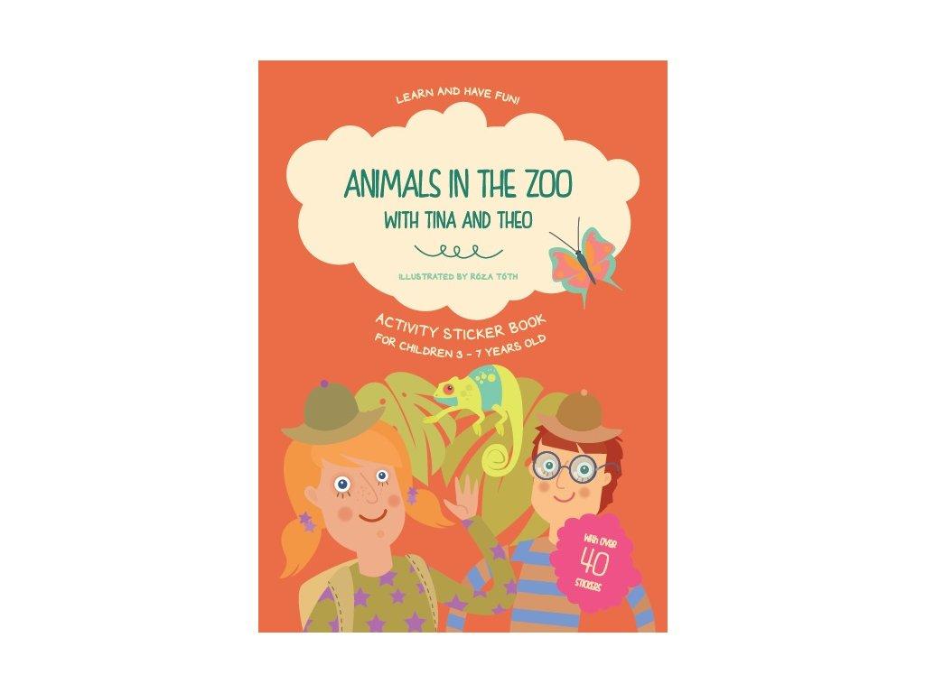 Anglický pracovní sešit Animals in the ZOO