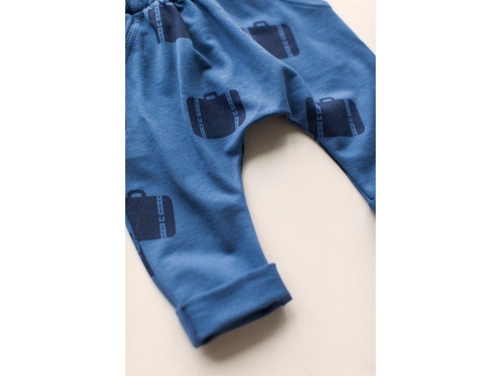 Teplákové kalhoty Kufříky
