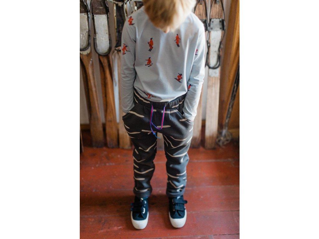 Kalhoty Lyže