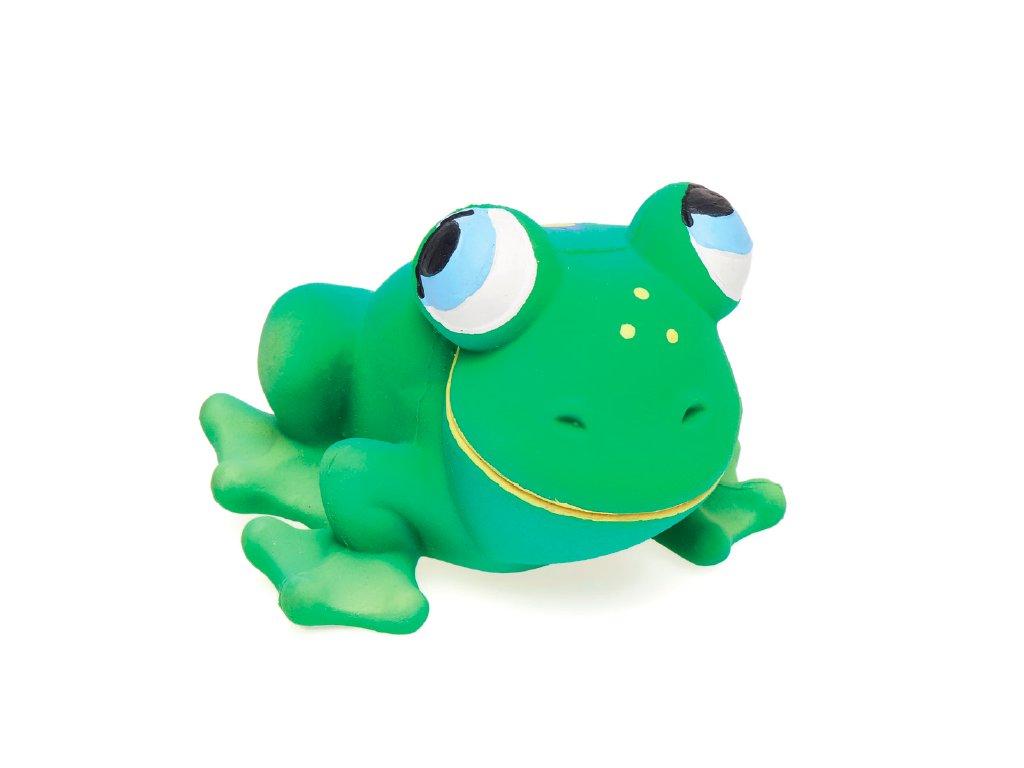 Gumový žabák Frankie