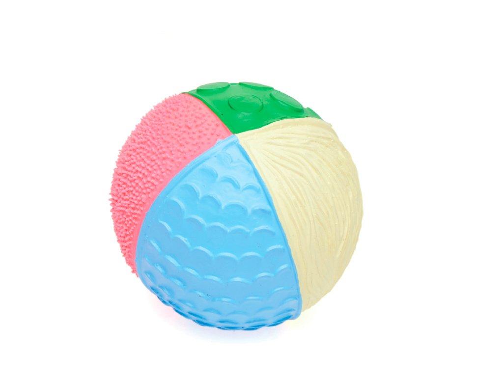 Senzomotorický míček pastel