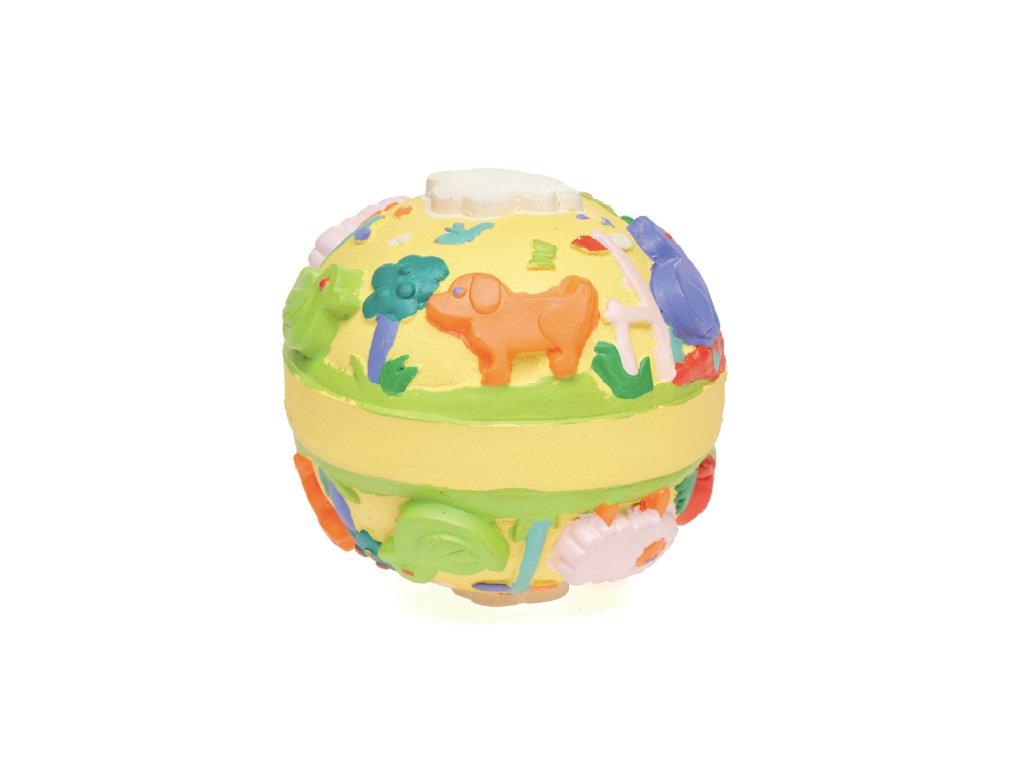 Senzomotorický míček Rozkvetlé jaro