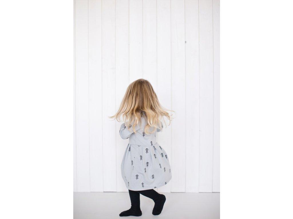 MILE Šaty Stromečky