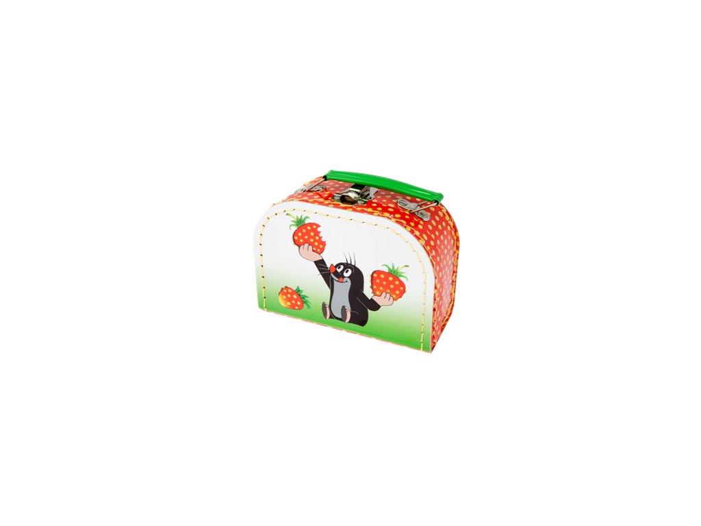 Dětský kufřík Krtek a jahody