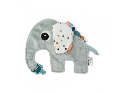 Přítulka sloník Elphee - modrá