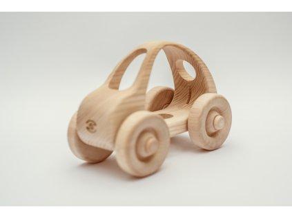 Pišlické auto jednomístné