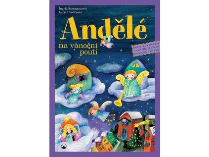 Adventní kalendář Andělé na vánoční pouti