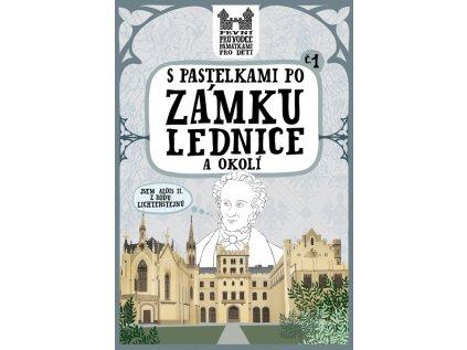 S pastelkami po zámku Lednici a okolí