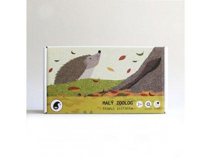 Puzzle Malý zoolog