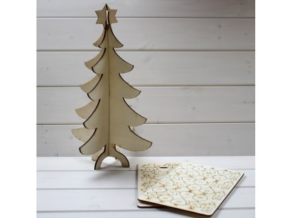 Adventní kalendář Stromeček