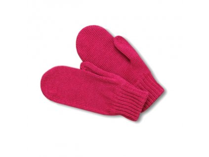 Dětské pletené rukavice 1-3r