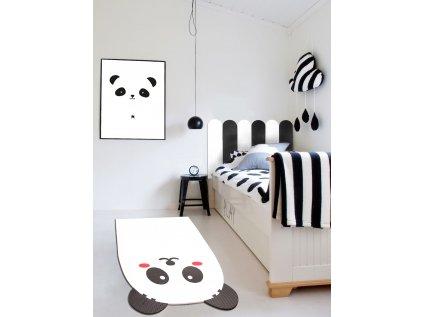 Designová pěnová podlaha Panda