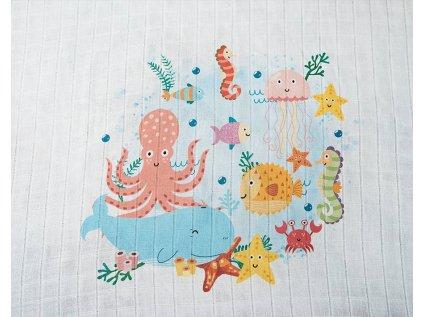 Plenka Mořský svět