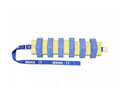 Plavecký pás modrý-žlutý ŠKOLÁK