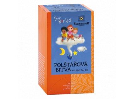 Sonnentor Bio-rarášci Polštářová bitva čaj