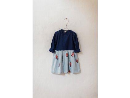 Šaty Lyžaři